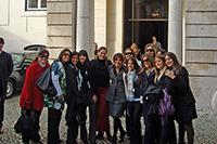 Visita dos docentes e alunos do Curso de Direito a Portugal – Universidade de Lisboa