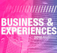 Business & Experiences 2016