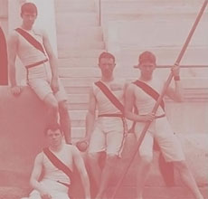 Atenas 1896 - A Primeira Olimpíada Moderna