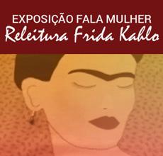 Fala Mulher, releitura de Frida Kahlo