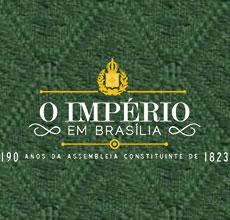 Exposição 1O Império em Brasília'