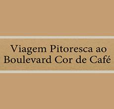 Exposição - Viagem Pitoresca ao Boulevard Cor de Café