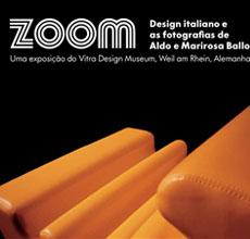Zoom. Design Italiano e a Fotografia de Aldo e Marirosa Ballo
